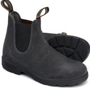 New Blundstone 1910 Steel Gray Chelsea Boots